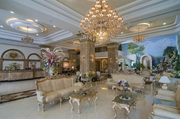 Guest Friendly Hotels In Pattaya - LK The Empress - Langue