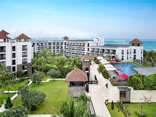 Bali Guest Friendly Hotels - Pullman Bali Legian Nirwana Hotel