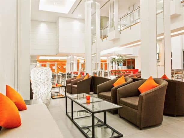 Guest Friendly Hotels In Pattaya - Ibis Pattaya Hotel - Longue