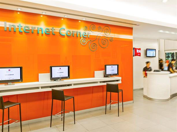 Guest Friendly Hotels In Pattaya - Ibis Pattaya Hotel - Reception