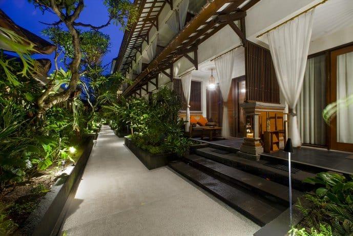 Bali Guest Friendly Hotels - Kuta Seaview Boutique Resort & Spa