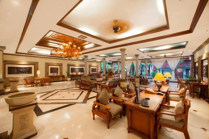 Bali Guest Friendly Hotels - Kuta Seaview Boutique Resort & Spa - Restaurant