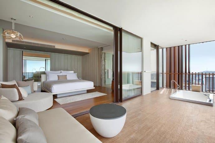 Guest Friendly Hotels In Pattaya - Hilton Hotel Pattaya - Bedroom