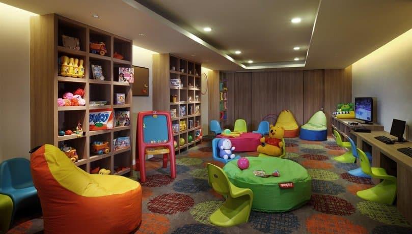 guest friendly hotels in Hua Hin - Amari Hua Hin - Children  - Play - Room