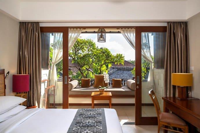Bali Guest Friendly Hotels - Kuta Seaview Boutique Resort & Spa - Bedroom