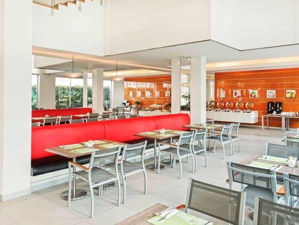 Guest Friendly Hotels In Pattaya - Ibis Pattaya Hotel - Restaurent
