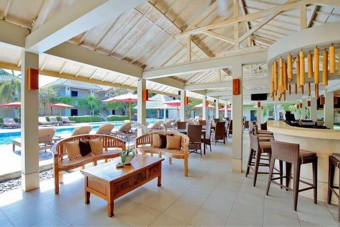 Bali Guest Friendly Hotels - Dewi Sri Hotel - Sitting - Area