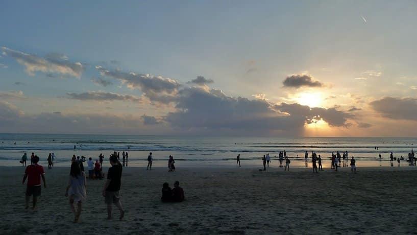 Bali Guest Friendly Hotels - Vilarisi Hotel - Beach