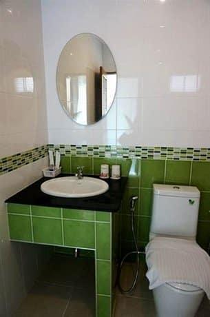 guest friendly hotels in Hua Hin - Smile Hua Hin Resort - Bathroom