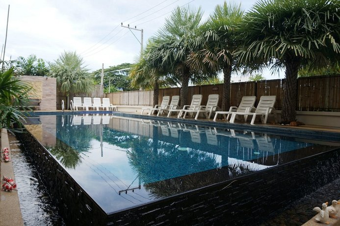 guest friendly hotels in Hua Hin - Smile Hua Hin Resort - Swimming - Pool