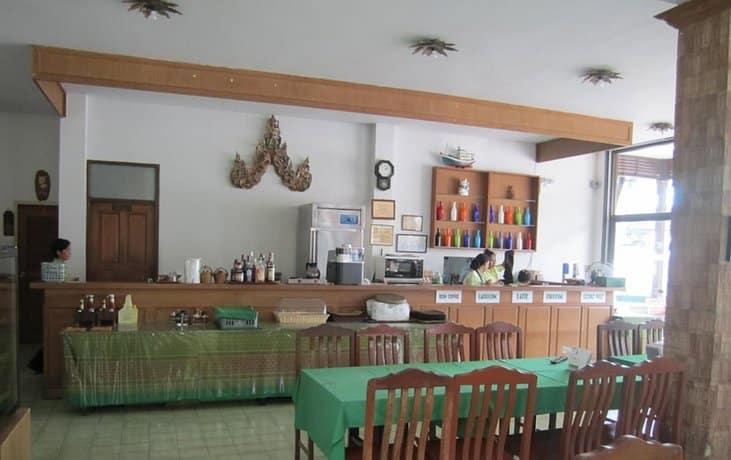 guest friendly hotels in Hua Hin - Sirin Hotel -Restaurant