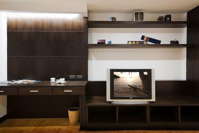 Guest Friendly Hotels In Pattaya - Baywalk Residence - Longue