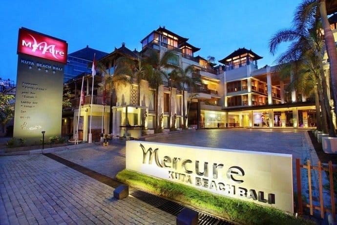 Bali Guest Friendly Hotels - Mercure Kuta Hotel