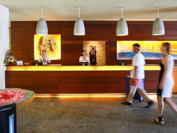 Bali Guest Friendly Hotels - Mercure Kuta Hotel - Reception