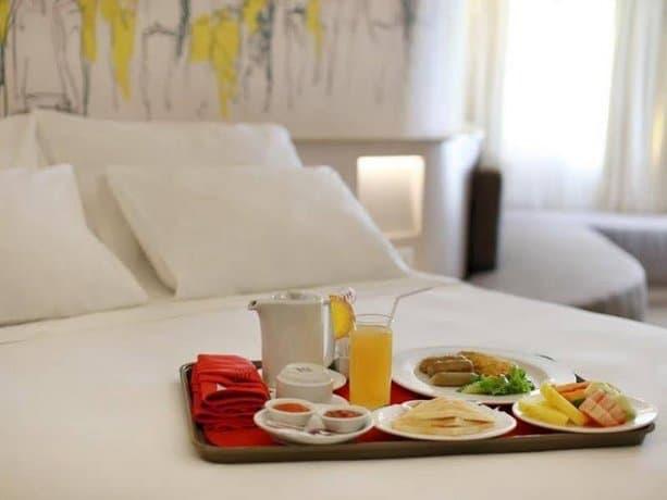 Bali Guest Friendly Hotels - Mercure Kuta Hotel - Bedroom