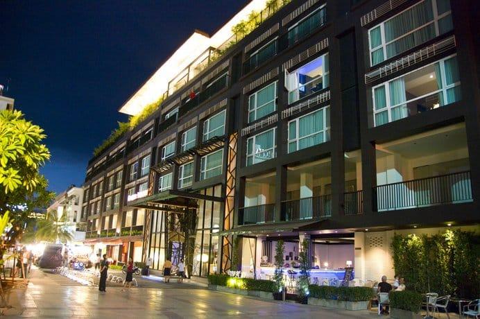 Guest Friendly Hotels In Pattaya - AYA Boutique Hotel Pattaya