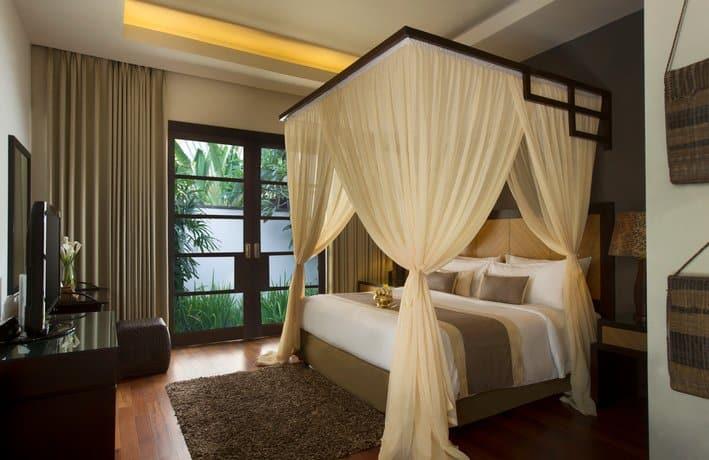 Bali Guest Friendly Hotels - Alaya Dedaun Kuta - Bedroom