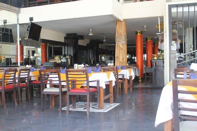 Bali Guest Friendly Hotels - Melasti Beach Bungalows & Spa  - Restaurant