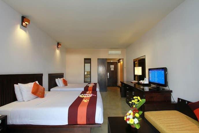 Bali Guest Friendly Hotels - Lokha Legian Hotel - Bedroom