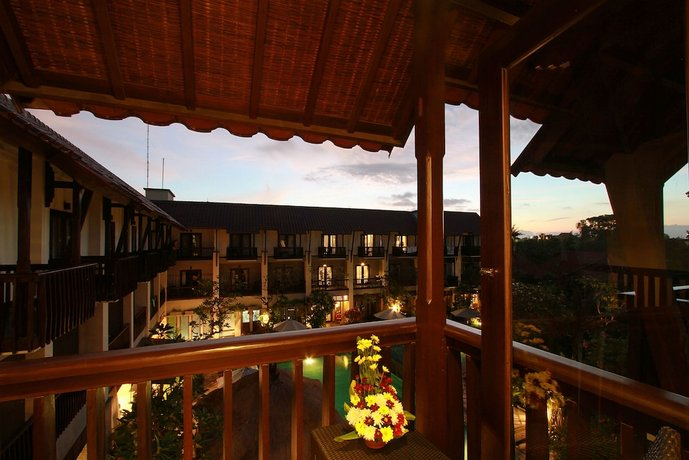 Bali Guest Friendly Hotels - Lokha Legian Hotel - Balcony