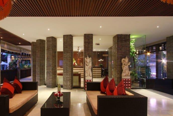 Bali Guest Friendly Hotels - Lokha Legian Hotel - Langue