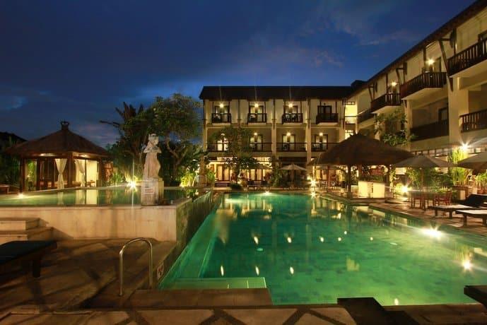 Bali Guest Friendly Hotels - Lokha Legian Hotel - Swimming - Pool