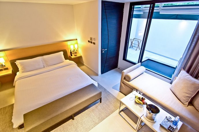 guest friendly hotels in Hua Hin - Dune Hua Hin Hotel  - bedroom