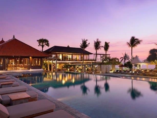 Bali Guest Friendly Hotels - Bali Niksoma Boutique Beach Resort - Swimming- Pool