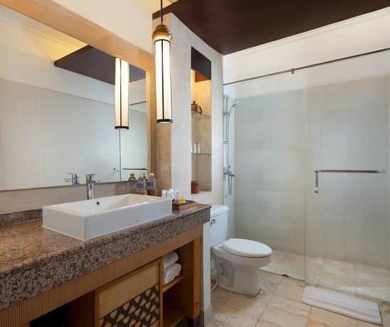 Bali Guest Friendly Hotels - Bali Niksoma Boutique Beach Resort - Bathroom