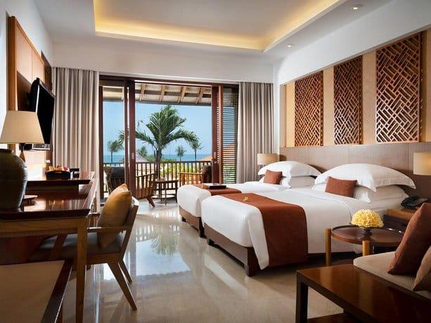 Bali Guest Friendly Hotels - Bali Niksoma Boutique Beach Resort - Bedroom