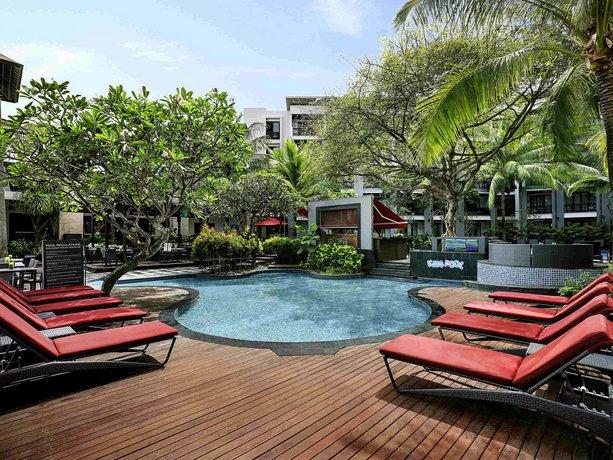 Bali Guest Friendly Hotels - Pullman Bali Legian Nirwana Hotel - Swimming - Pool