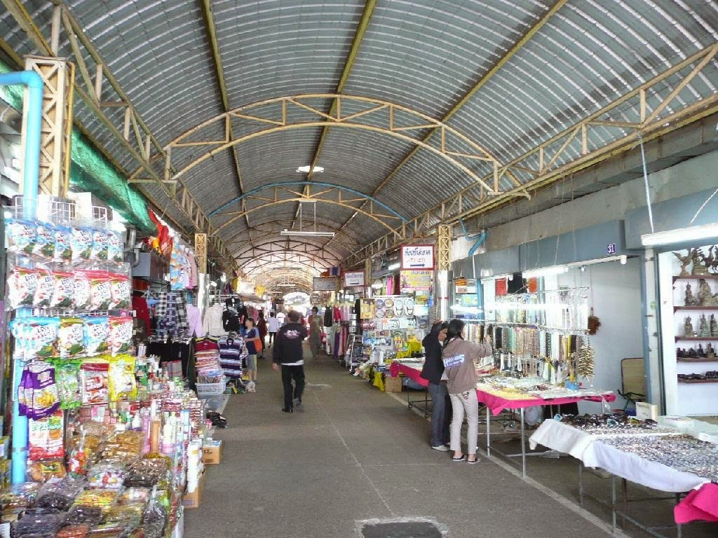 Best Nong Khai Market - Sadet Market