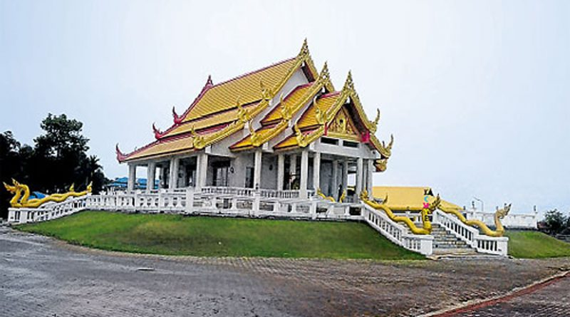 Marvelous Places-Best Wat A Hong Silawas Place