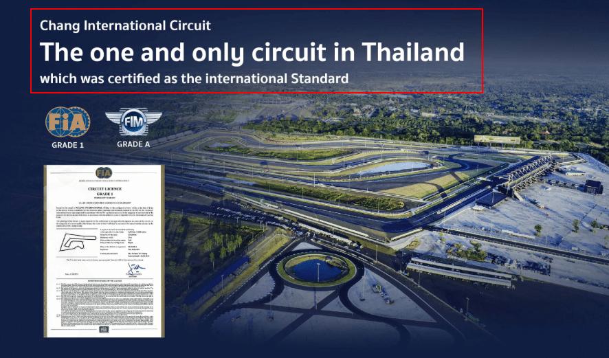 Race Track chang international circuit