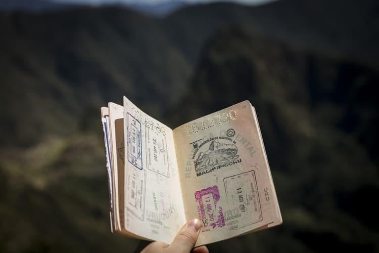 Visa And Passport Thailand