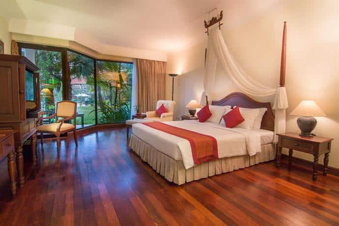 Angkor Palace Resort & SPA - Bedroom