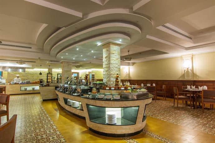 Angkor Palace Resort & SPA - Food And Beverages