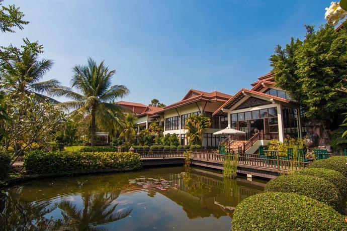 Angkor Palace Resort & SPA - Garden