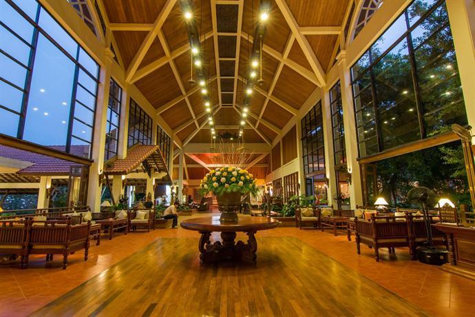 Angkor Palace Resort & SPA - Longue