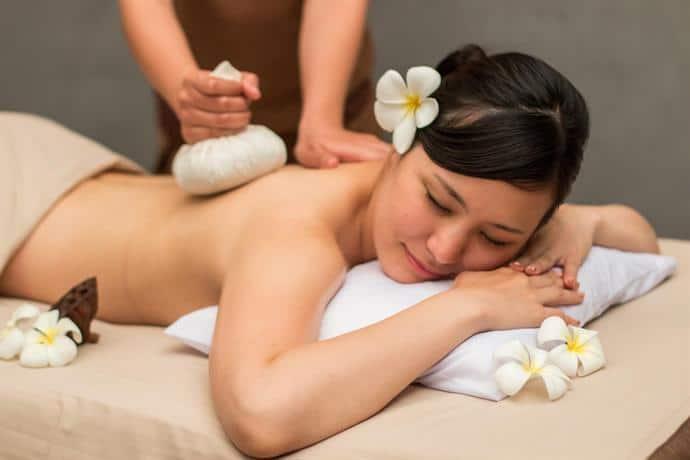 Angkor Palace Resort & SPA - Massage