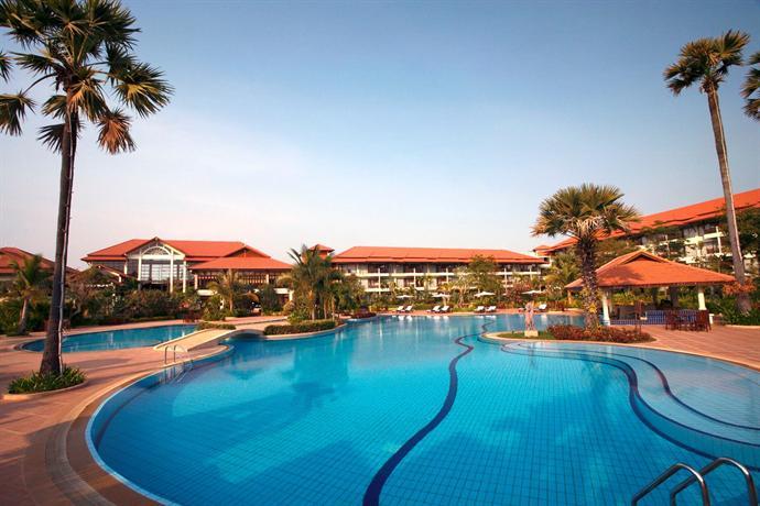 Angkor Palace Resort & SPA - Swimming Pool