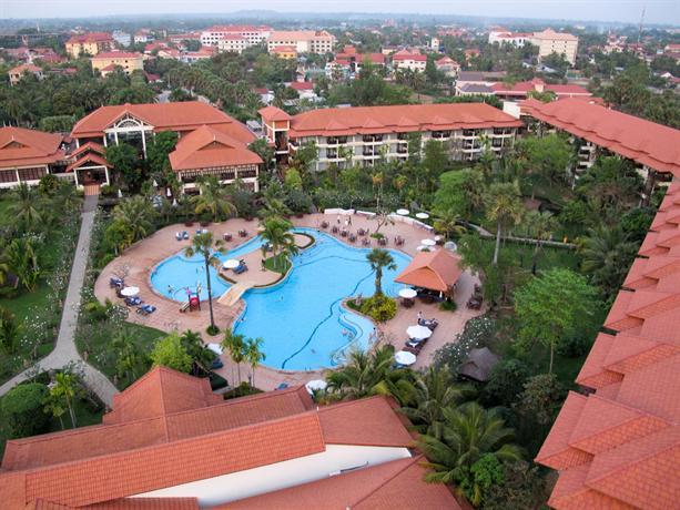 Angkor Palace Resort & SPA - Upview