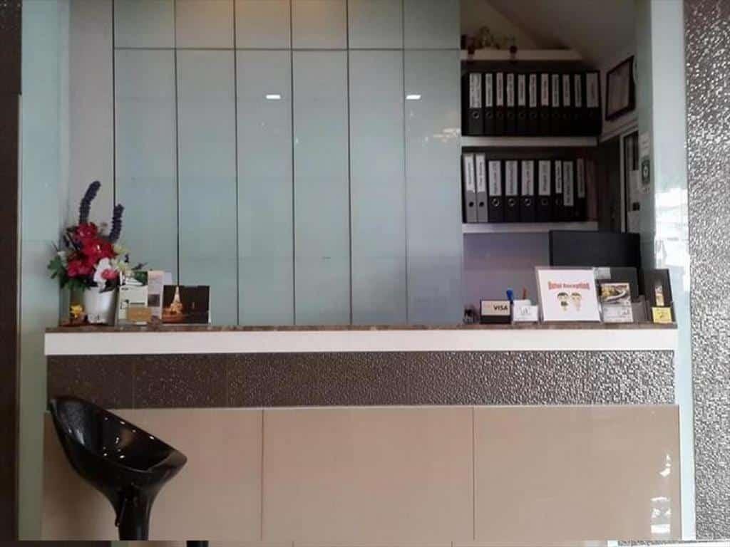 Asoke Suites Hotel -lobby