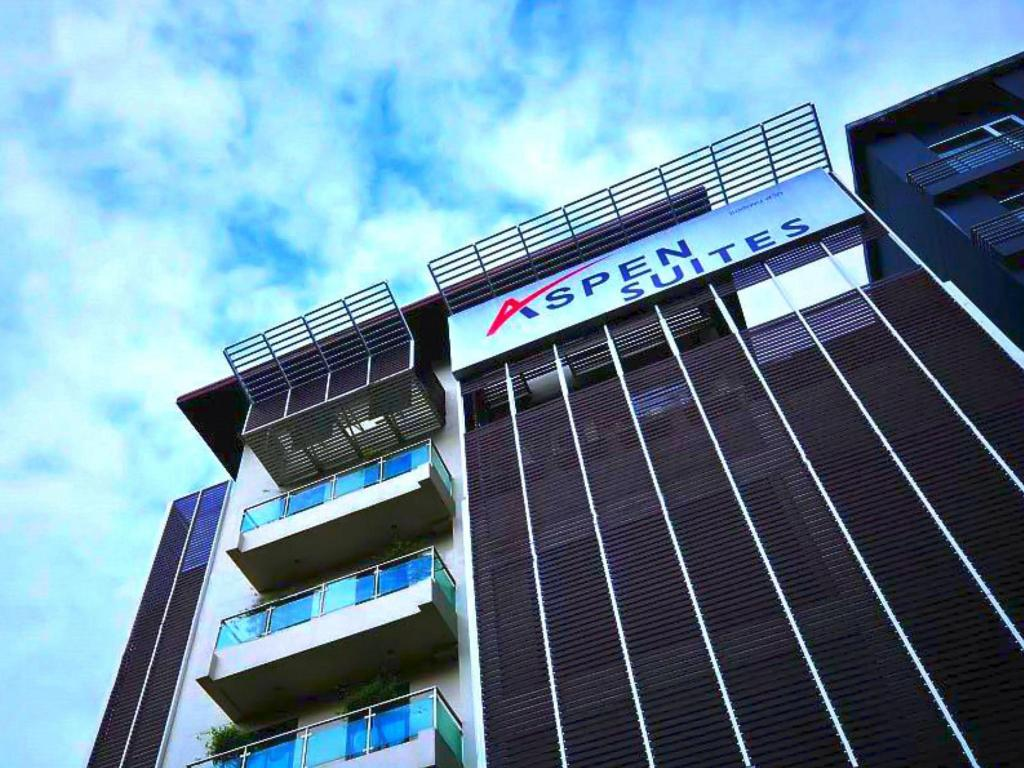 Aspen Suites Hotel Sukhumvit 2 Bangkok by Compass Hospitality-Exterior view