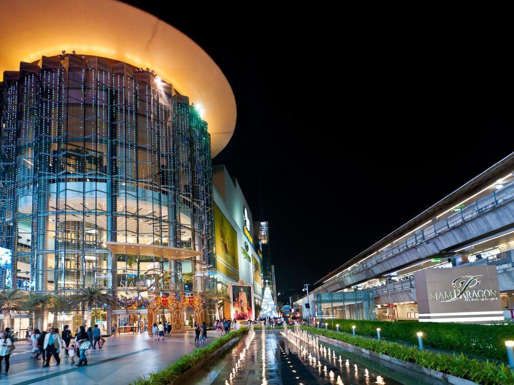 Aspen Suites Hotel Sukhumvit 2 Bangkok by Compass Hospitality-Mall