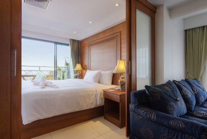 Baywalk Residence Pattaya - Bedroom