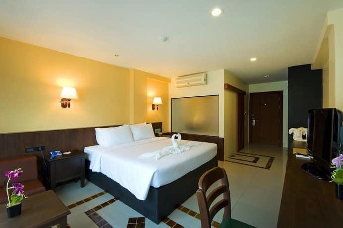 Baywalk Residence Pattaya - Delux Bedroom
