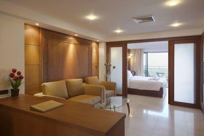 Baywalk Residence Pattaya - Seperate Living Room