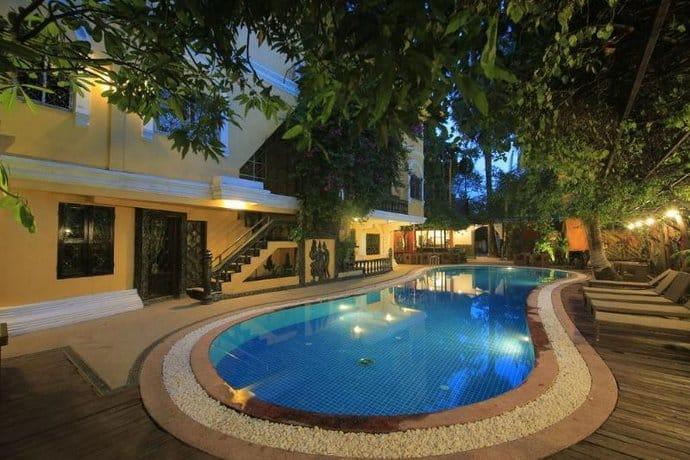 Bopha Angkor Hotel - Swimming Pool