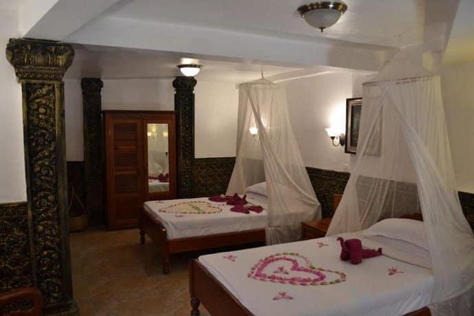 Bopha Angkor - Twin Bedroom